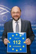Euronotruf-112-Martin-Schulz